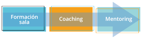 Esquema de proceso de liderazgo positivo