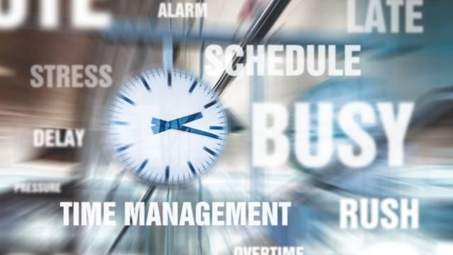 Los ladrones del tiempo son el principal enemigo de la productividad.